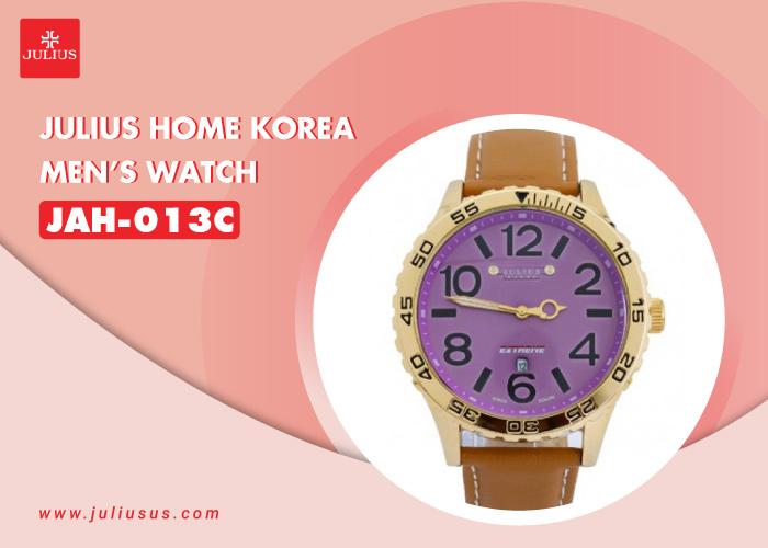 Julius Home Korea Men's Watch JAH-013C