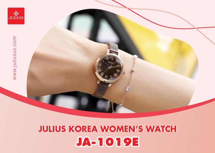 Julius Korea Women's Watch JA-1019E