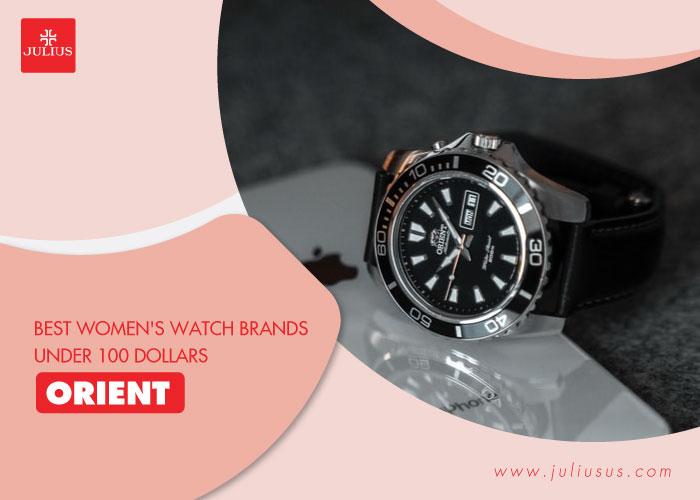 best women's watch brands under 100